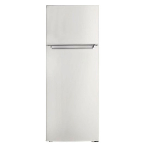 Danby 7.3 Cu. Ft. Refrigerator w/ Independent Freezer - White - DPF073C2WDB