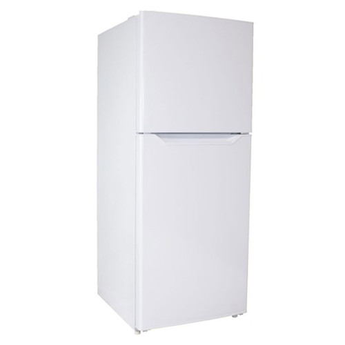 Danby 10.1 Cu. Ft. Refrigerator w/ Independent Freezer - White - DFF101B2WDB