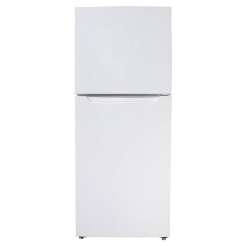 Danby 11.6 Cu. Ft. Refrigerator w/ Independent Freezer - White - DFF116B1WDBR
