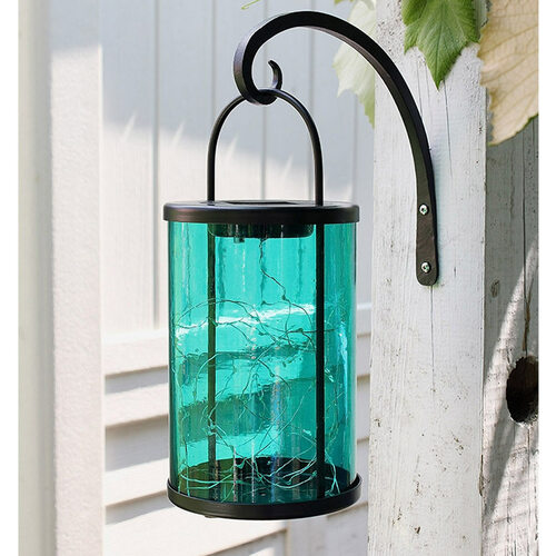 Emerald Green Neptune Solar Lantern