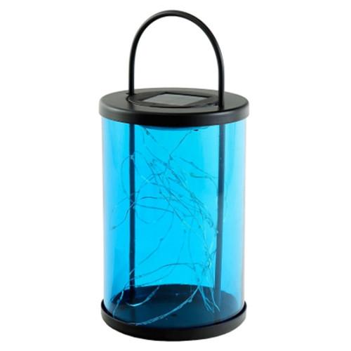 Teal Neptune Solar Lantern