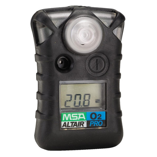 MSA Altair Pro Single Gas Detector for Oxygen