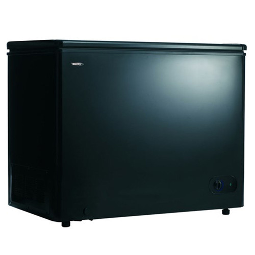Danby 7.2 Cu. Ft. Chest Freezer - Black - DCF072A3BDB