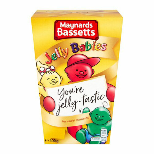 Maynard Bassetts Jelly Babies - 14.10oz (400g)