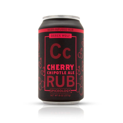 Spiceology - Derek Wolf Beer Can Cherry Chipotle Ale Rub
