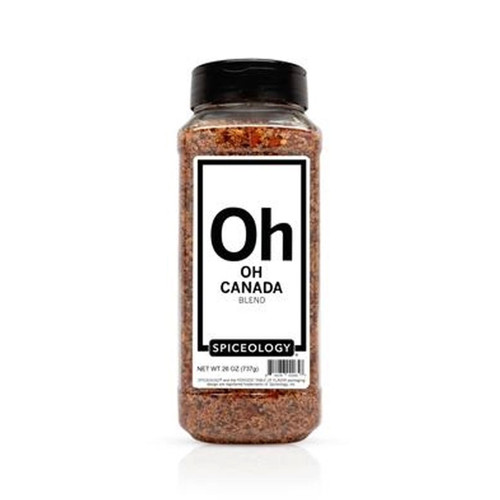 Spiceology - Oh Canada Steak Seasoning