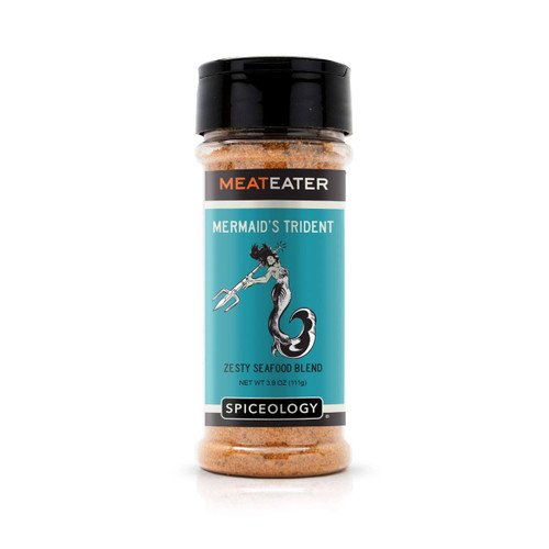 Spiceology - Mermaid's Trident Seafood Blend - MeatEater