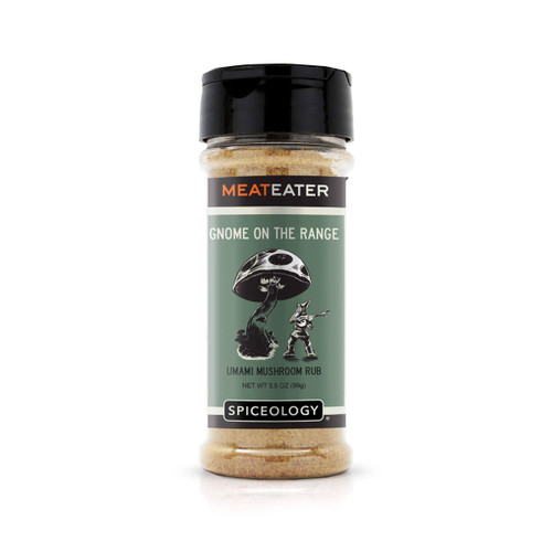 Spiceology - Gnome On The Range All Purpose Seasoning - MeatEater