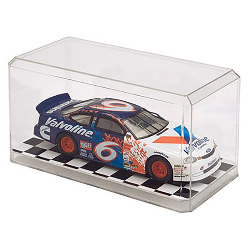 1:24  Scale Model Checkered Display Case