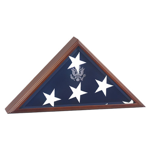 Presidential Flag Display Case with Seal