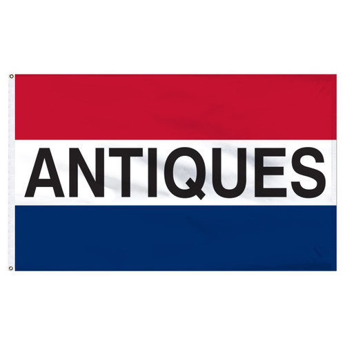 Antiques Flag Nylon 3ft x 5ft