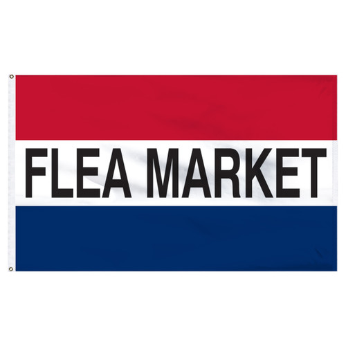 Flea Market Flag Nylon 3ft x 5ft