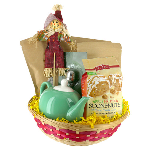 Apple Tea Orchard Gift Basket