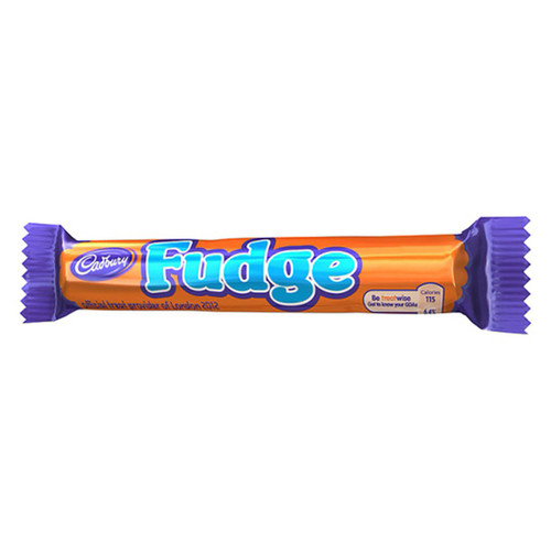 Cadbury Fudge - .88oz (25g)