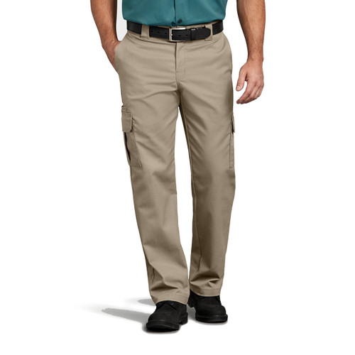Dickies Men's FLEX Regular Fit Straight Leg Cargo Pants