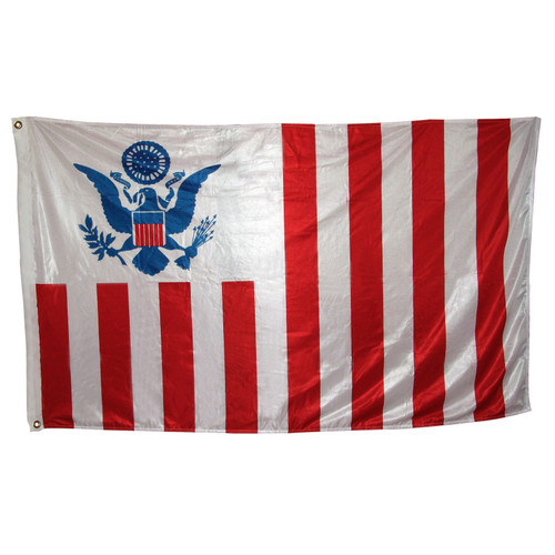 U.S. Customs 3ft x 5ft Super Knit Polyester Flag