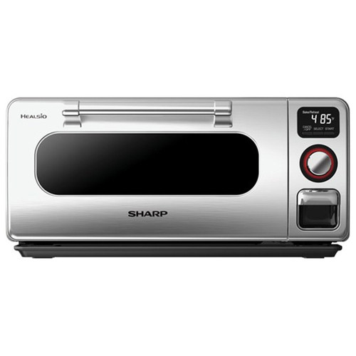 0.5 Cu. Ft. Countertop Superheated Steam Oven - Stainless
