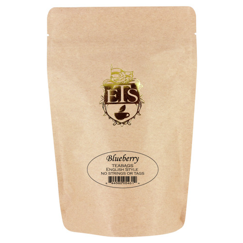 Blueberry Flavored Black Tea Bags