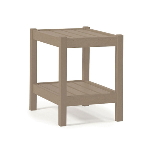 Breezesta Poly Lumber Accent Table