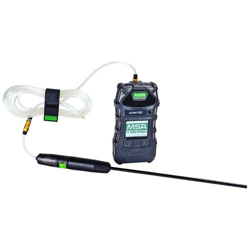 MSA Standard ALTAIR® 5X Detector with 1' Probe and 10' Sampling Line