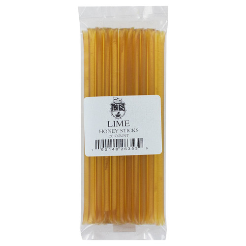 ETS Honey Sticks - Lime 20 count
