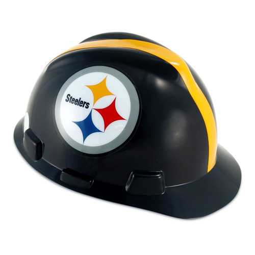 Pittsburgh Steelers V-Gard Hard Hat