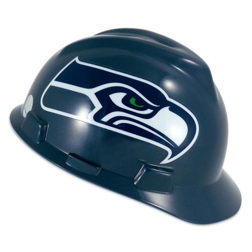 Seattle Seahawks V-Gard Hard Hat