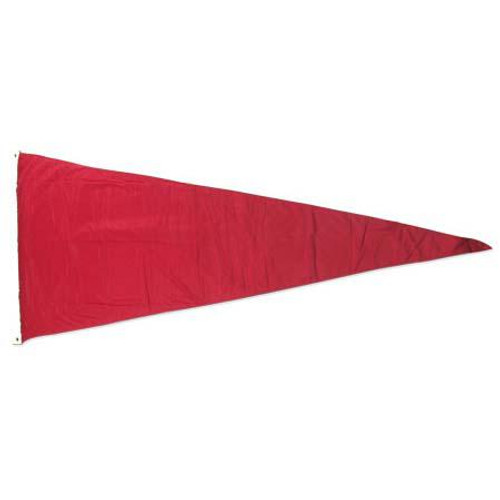 Gale warning pennant 36in x 72in Super Knit Polyester