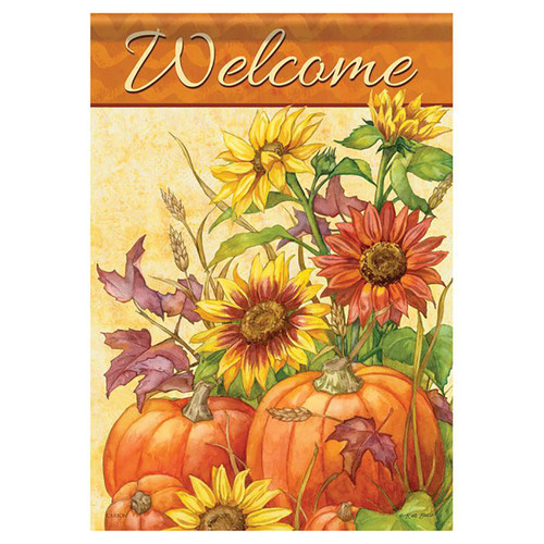 Carson Fall Garden Flag - Fall Natures Tapestry