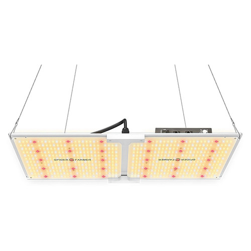 LED Full Spectrum Indoor Grow Light - 200W - Spider Farmer