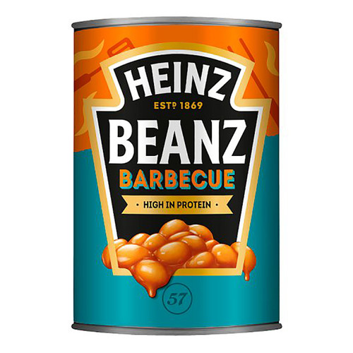 Heinz Barbecue Beans - 13.75oz (390g) - Clearance