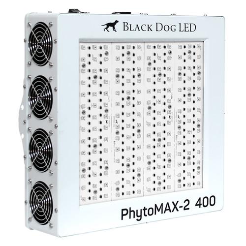 LED PhytoMAX-2 400 Full Spectrum Indoor Grow Light - 420W - Black Dog LED