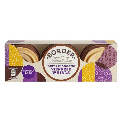 Border Viennese Chocolate Whirls - 5.29oz (149g)