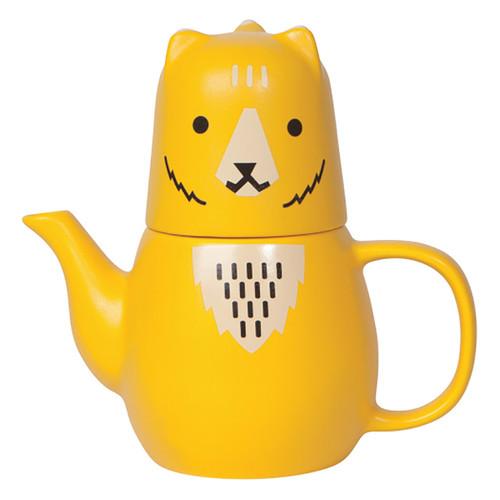 Boris Bear Tea For Me