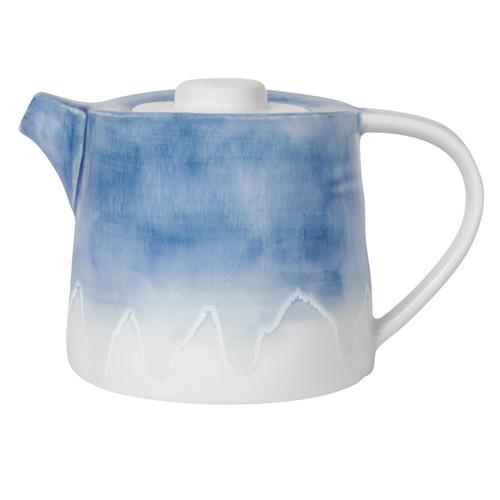 Ink Blue Tempest Teapot