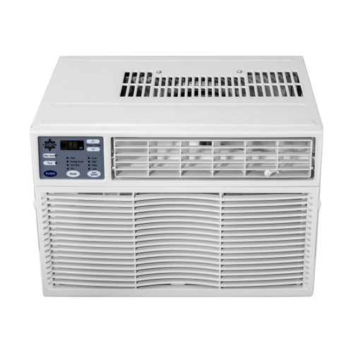 Energy Star 24,000 BTU 230-Volt Window Air Conditioner with Electronic Controls and Remote