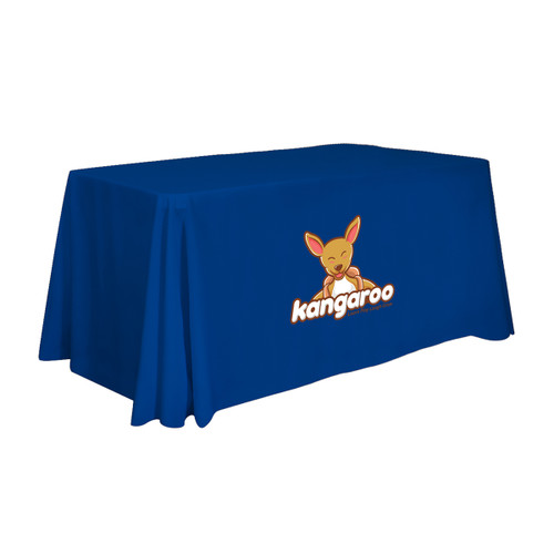 Custom Standard Tablecloth - Full Color Front Only