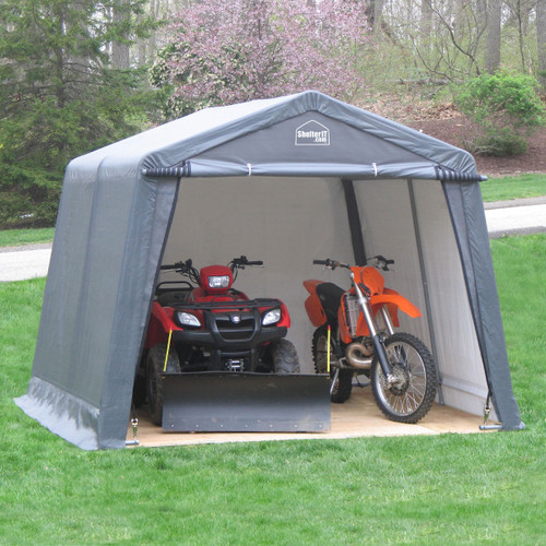 SHELTER-IT 10' X 10' X 8' - Instant Shed