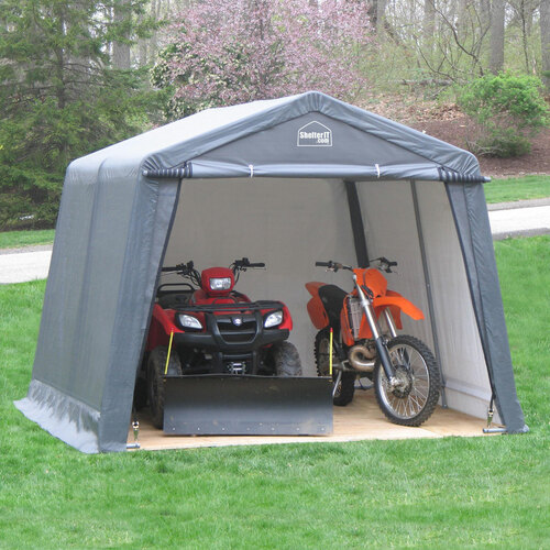 SHELTER-IT 12' X 16' X 8' - Instant Shed