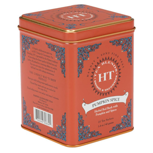 Harney and Sons Tea - Pumpkin Spice - 20 Count