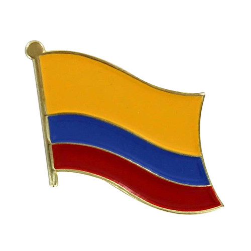 Colombia Lapel Pin
