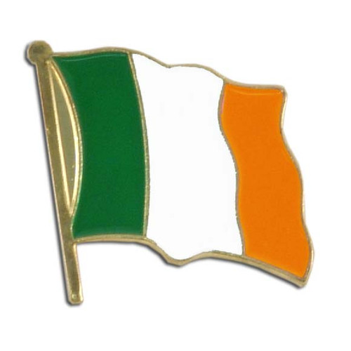 Ireland Flag Lapel Pin