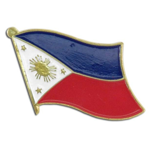 Philippines Flag Lapel Pin