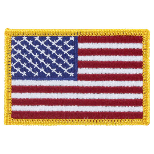 American Flag Patch Standard