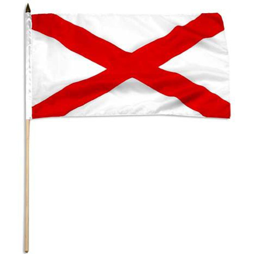 Alabama flag 12 x 18 inch
