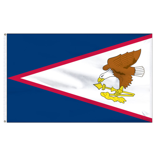 American Samoa Flag 5 x 8 Feet Nylon Flag
