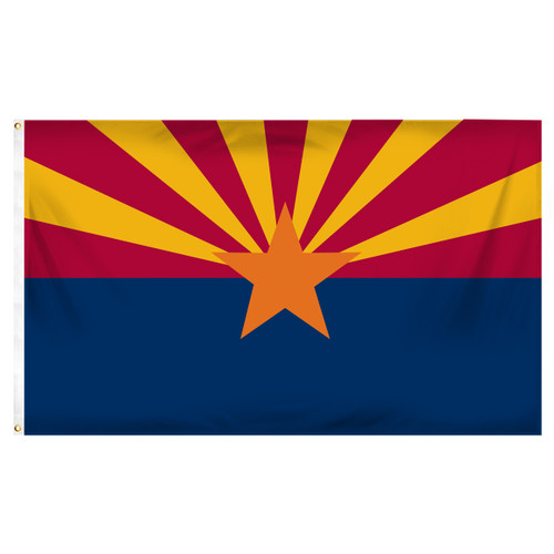 Arizona 3ft x 5ft Printed Polyester Flag