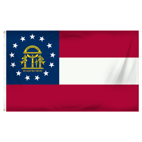 Georgia 5ft x 8ft SpectraPro Flag