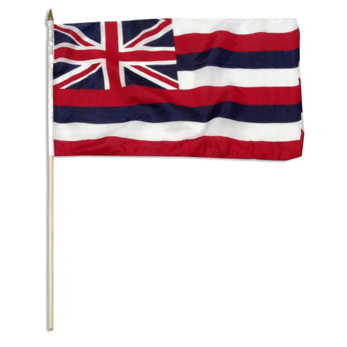 Hawaii flag 12 x 18 inch