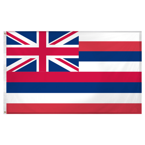 Hawaii Flag 3ft x 5ft Super Knit polyester
